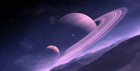 Saturno na Astrologia