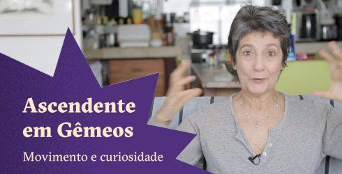 Ascendente em Gêmeos - Claudia Lisboa