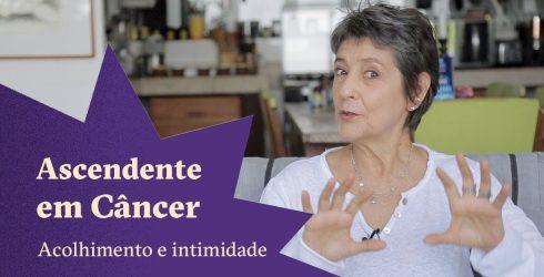 Ascendente em Câncer - Claudia Lisboa