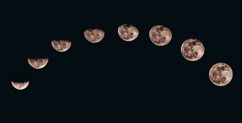 Lua nos Signos - Claudia Lisboa - foto de Sanni Sahil