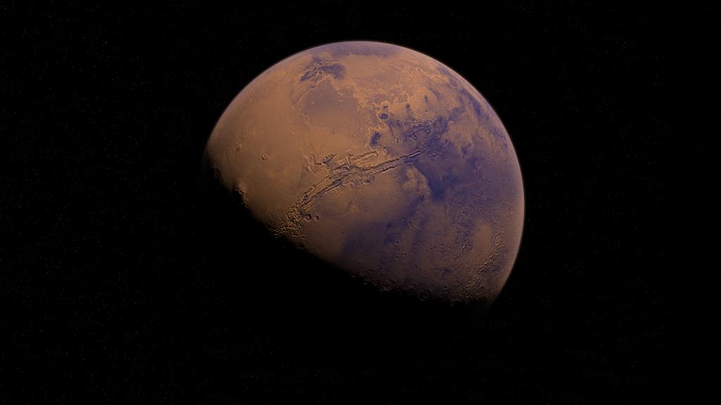 Marte nos signos