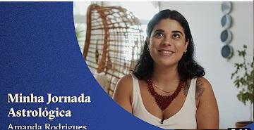 Minha jornada astrológica - Amanda Rodrigues